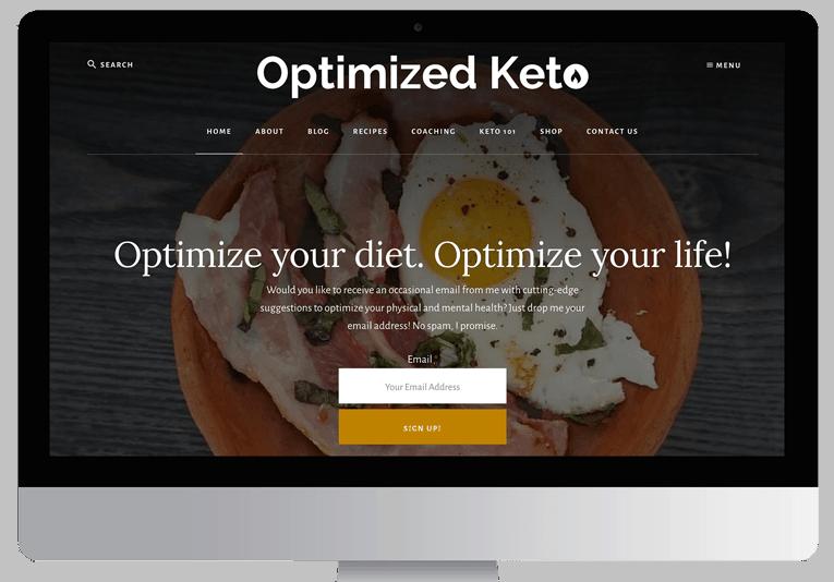 Optimized Keto